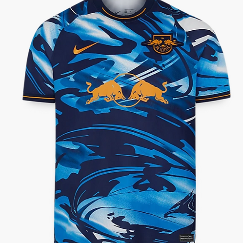 2020-2021 RB Leipzig Third Away Football Shirt