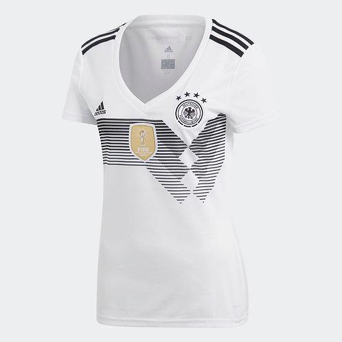 2018 Germany Home Football Shirt