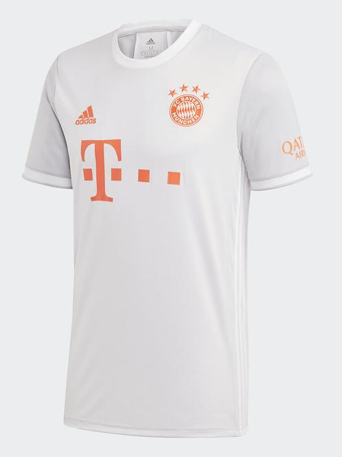 2020-2021 Bayern Munich Away Football Shirt
