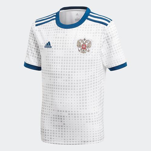 2018 Russia Away Football Shirt
