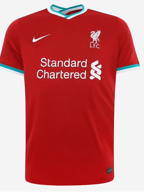 2020 - 2021 Liverpool Home Shirt