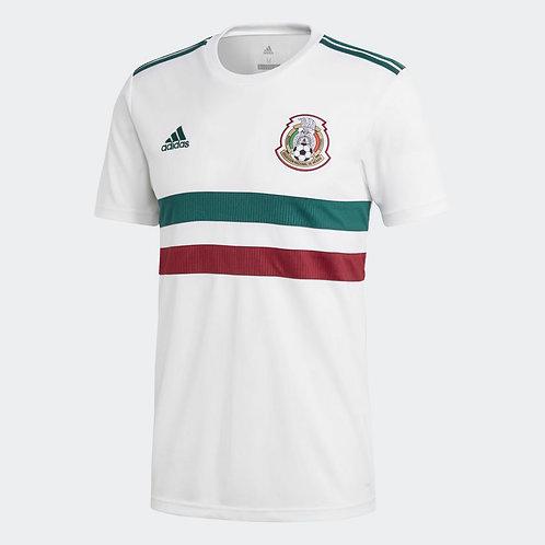 2018 Mexico Home Football Shirt