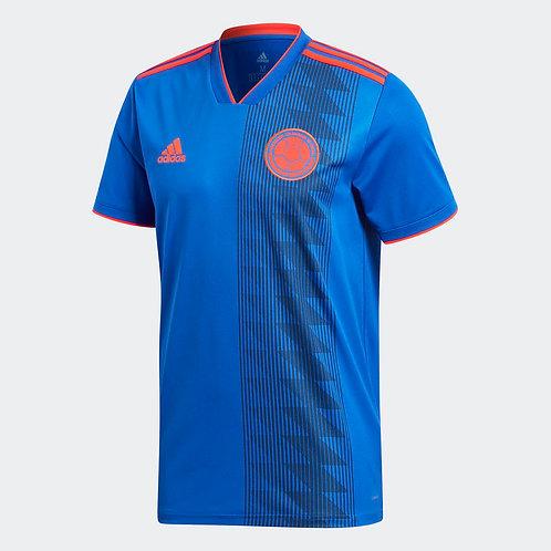 2018 Columbia Away Football Shirt