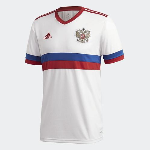 2021 Russia Euros Away Football Shirt