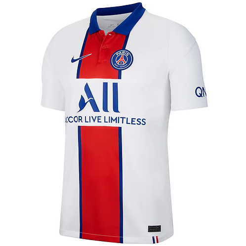 2020-2021 PSG Away Football Shirt