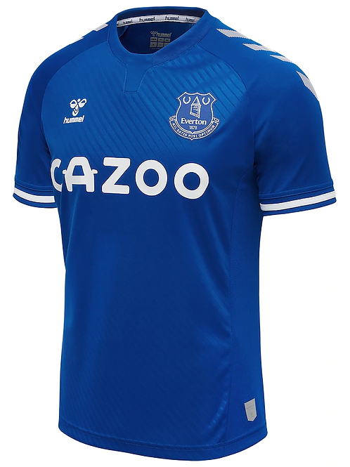 2020-2021 Everton Home Football Shirt