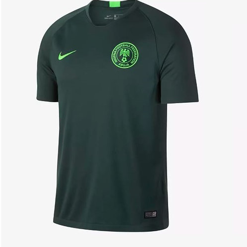 2018 Nigeria Away Football Shirt