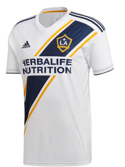 2018-2019 LA Galaxy Home Football Shirt