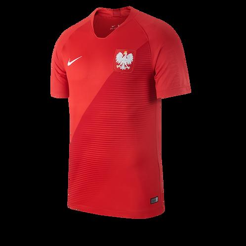 2018 Poland Away Football Shirt