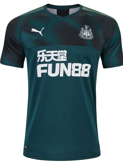 2019 - 2020 Newcastle Away Football Shirt