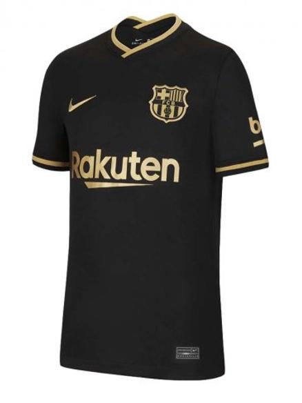 2020-2021 Barcelona Away Football Shirt