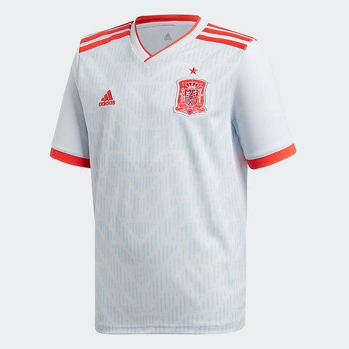 2018 Spain Away Football Shirt