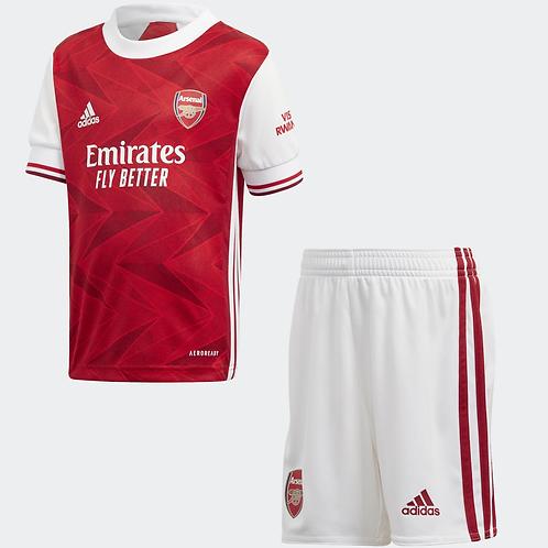 2020-2021 Arsenal Kids Home Football Kit