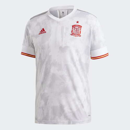2021 Spain Euros Away Football Shirt