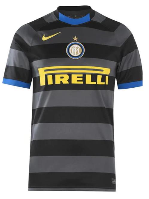 2020-2021 Inter Milan Third Away Football Shirt