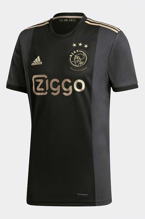 2020-2021 Ajax Third Away Football Shirt