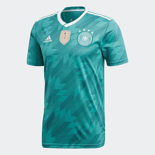2018 Germany Away Football Shirt