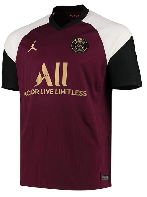 2020-2021 PSG Third Away Football Shirt