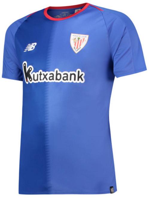 2018-2019 Atletico Bilbao Away Football Shirt