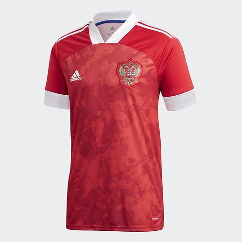 2021 Russia Euros Home Football Shirt