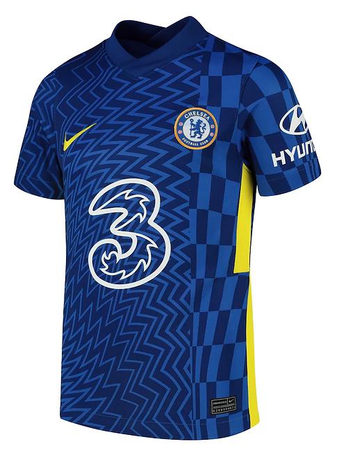 2021-2022 Chelsea Home Football Shirt