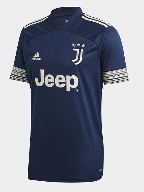 2020-2021 Juventus Away Football Shirt