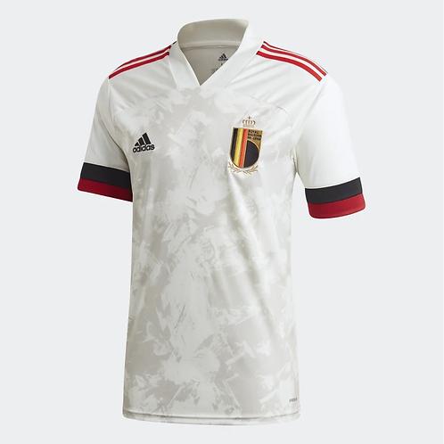 2021 Belgium Euros Away Football Shirt