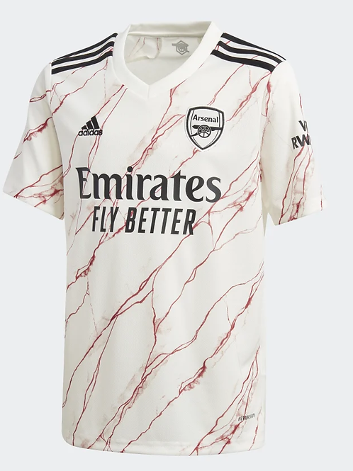 2020-2021 Arsenal Away Football Shirt