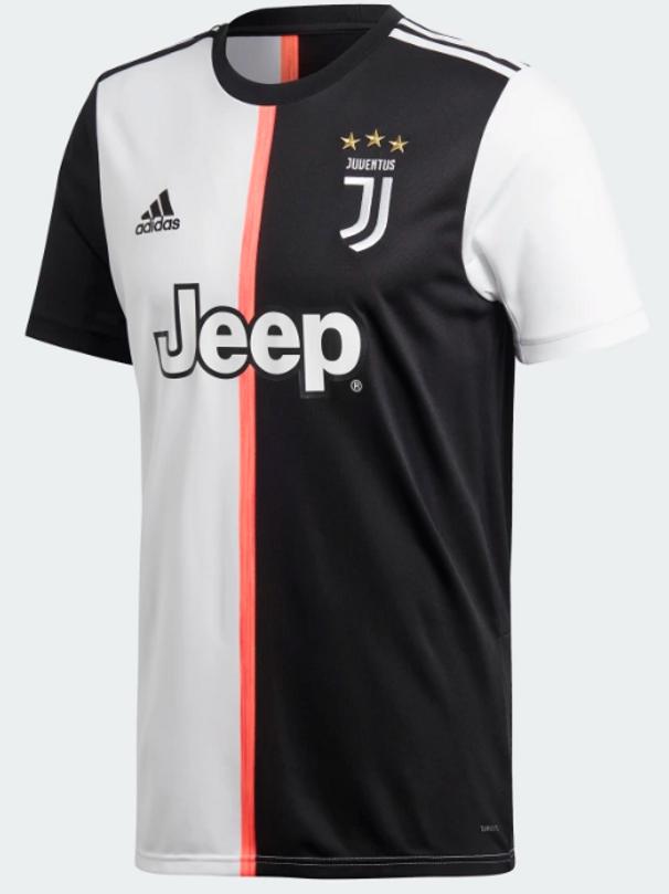 b5ee8f29 2019-2020 Juventus Home Football Shirt | Mysite