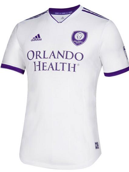 2018-2019 Orlando City SC Away Football Shirt