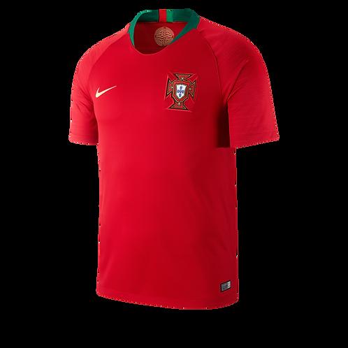 2018 Portugal Home Football Shirt