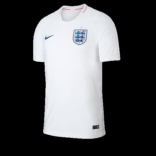 2018 England Home Football Shirt