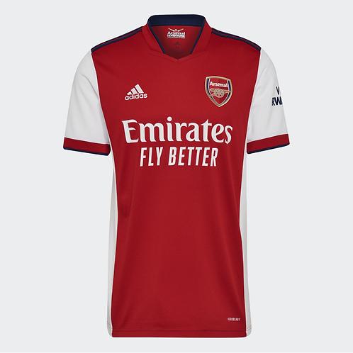 2021-2022 Arsenal Home Football Shirt