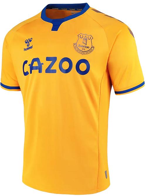 2020-2021 Everton Away Football Shirt