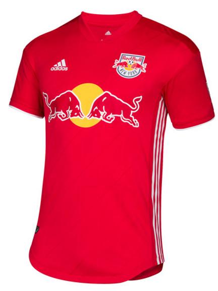 2018-2019 New York Red Bulls Away Football Shirt