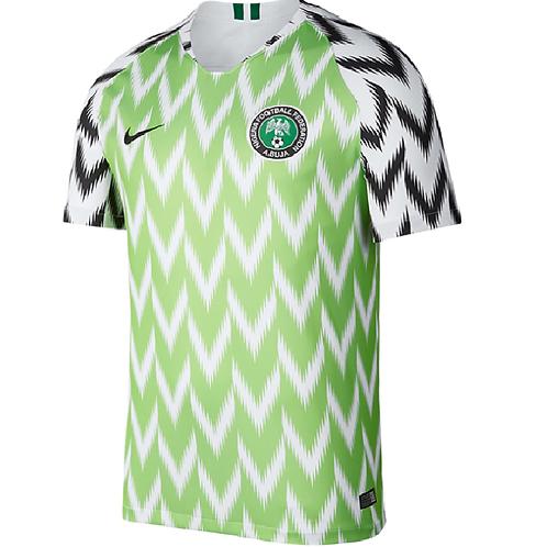 2018 Nigeria Home Football Shirt