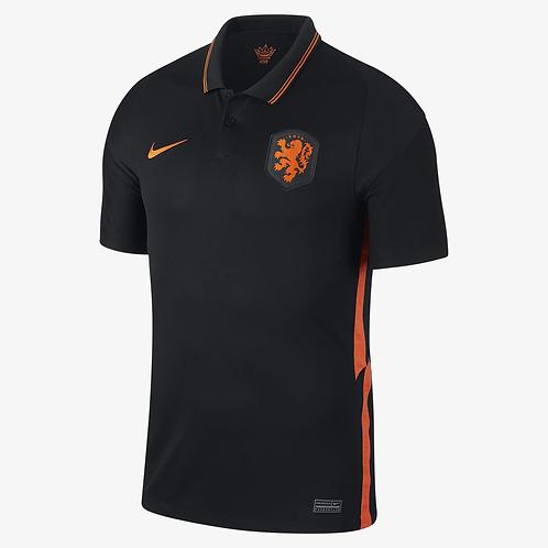 2021 Netherlands Euros Away Football Shirt