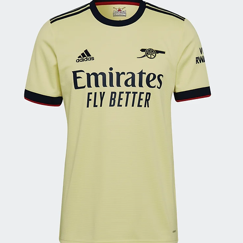 2021-2021 Arsenal Away Football Shirt