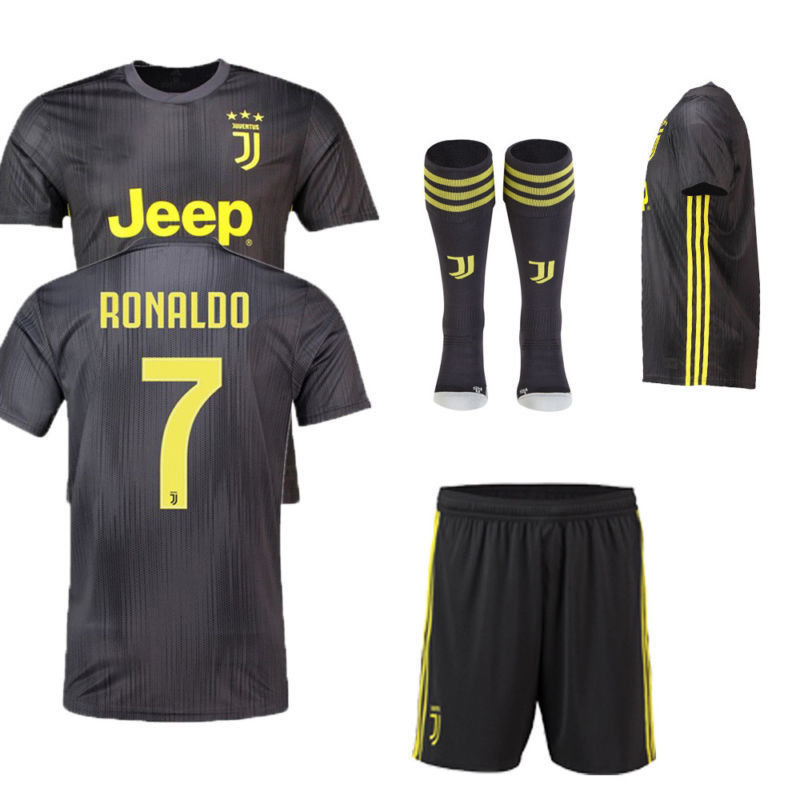 cb922cd9d 2018-2019 Juventus Kid's Away Football Kit | Mysite