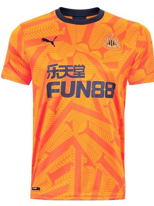 2019 - 2020 Newcastle Third Away Football Shirt