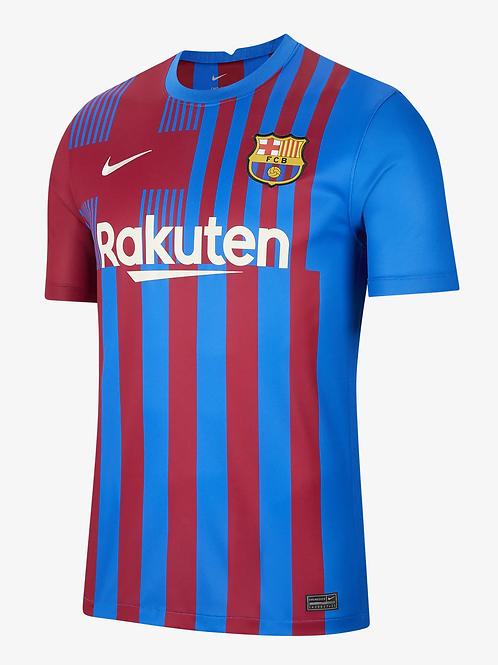 2021-2021 Barcelona Home Football Shirt
