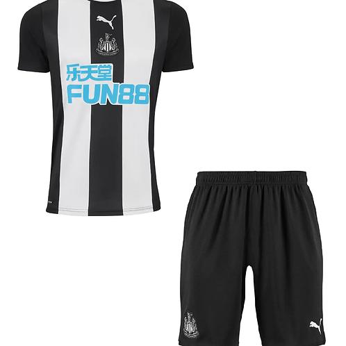 2019 - 2020 Newcastle Kid's Home Football Kit