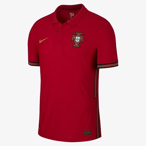 2021 Euros Portugal Home Football Shirt