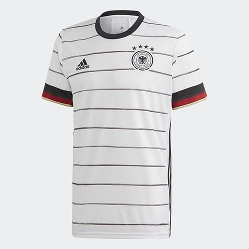 2021 Germany Euros Home Football Shirt