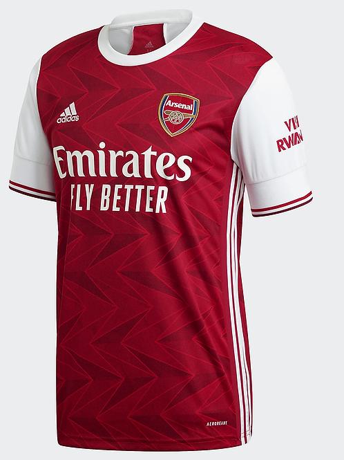 2020-2021 Arsenal Home Football Shirt