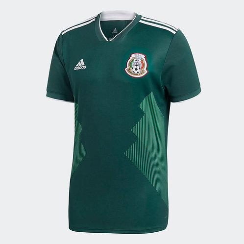 2018 Mexico Away Football Shirt