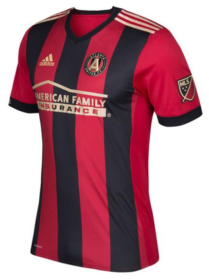 2018-2019 Atlanta Home Football Shirt