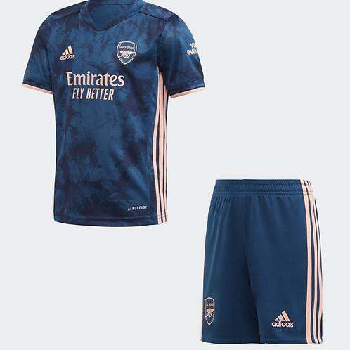 2020-2021 Arsenal Kids Third Away Football Kit