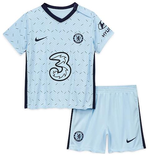 2020-2021 Chelsea Away Kid's Football Kit