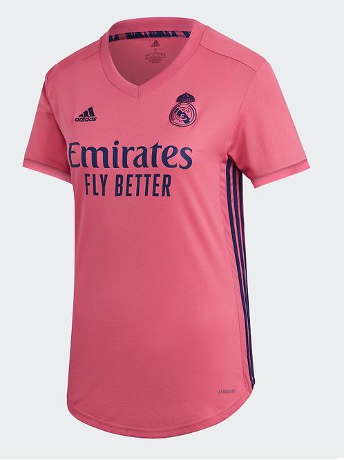 2020-2021 Real Madrid Away Football Shirt